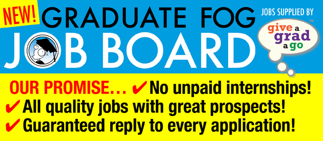 Graduate Fog Job Board
